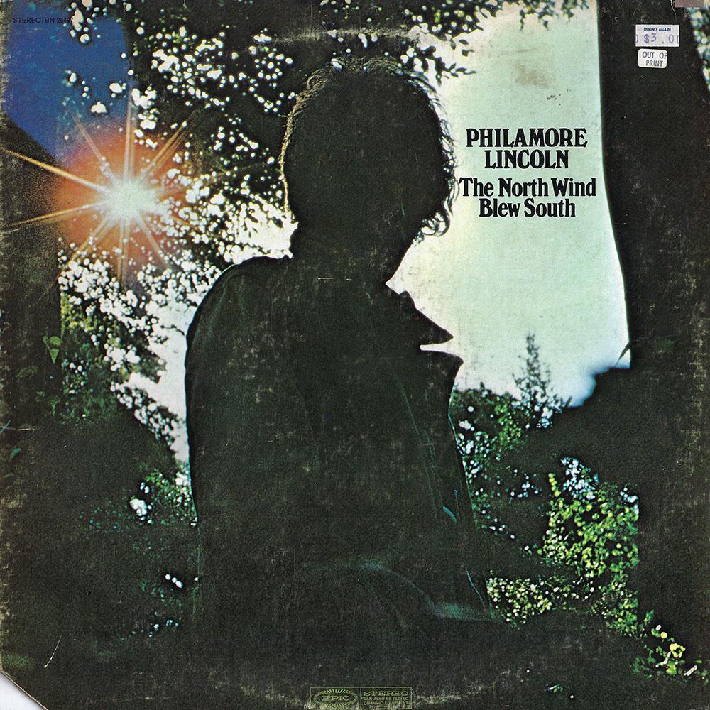 Philamore Lincoln album cover