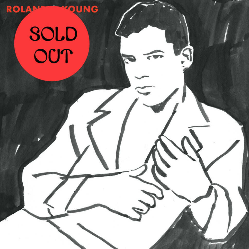 Roland Young - Hearsay I-Land LP product image