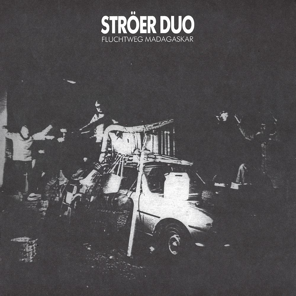 Ströer Duo album cover