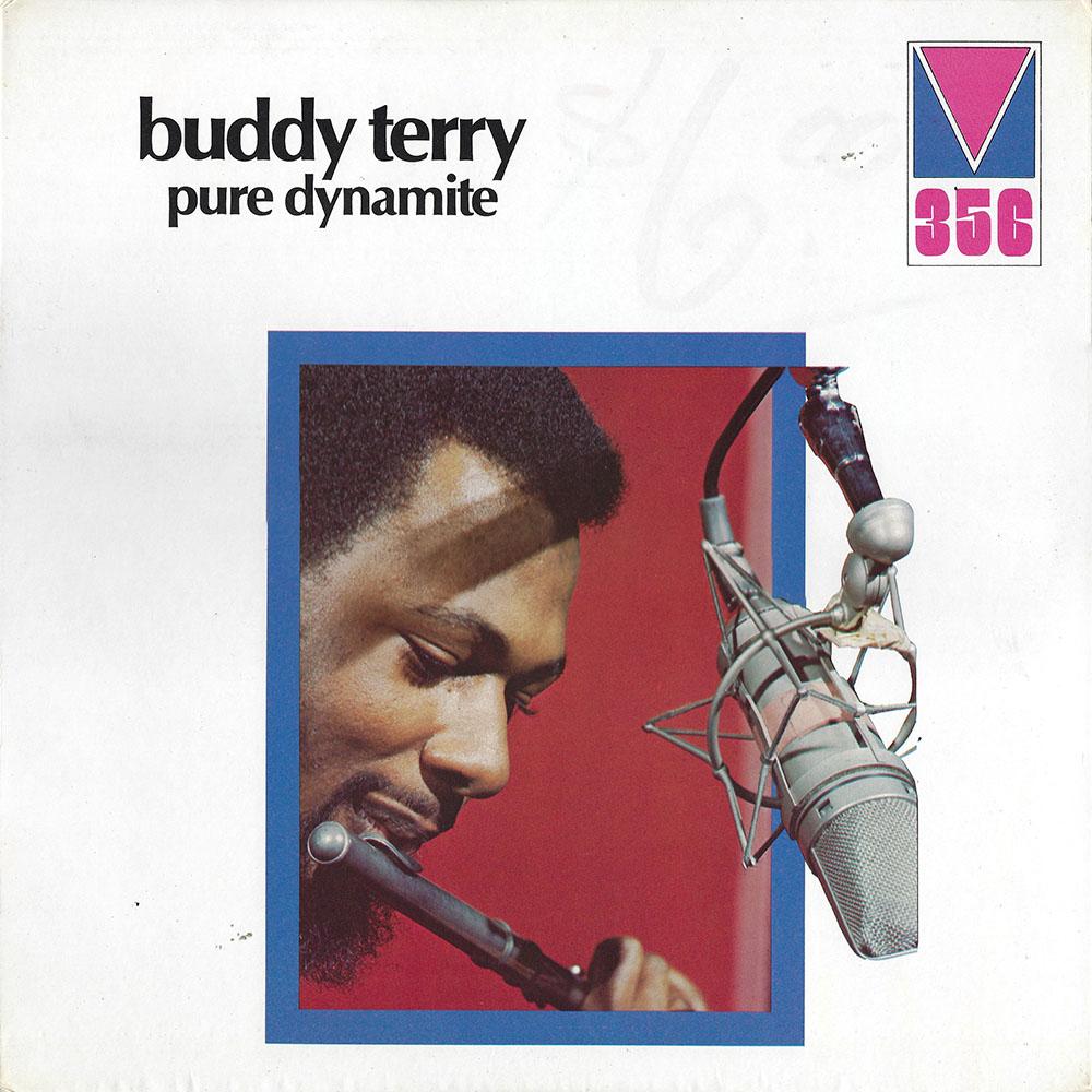 Buddy Terry album cover