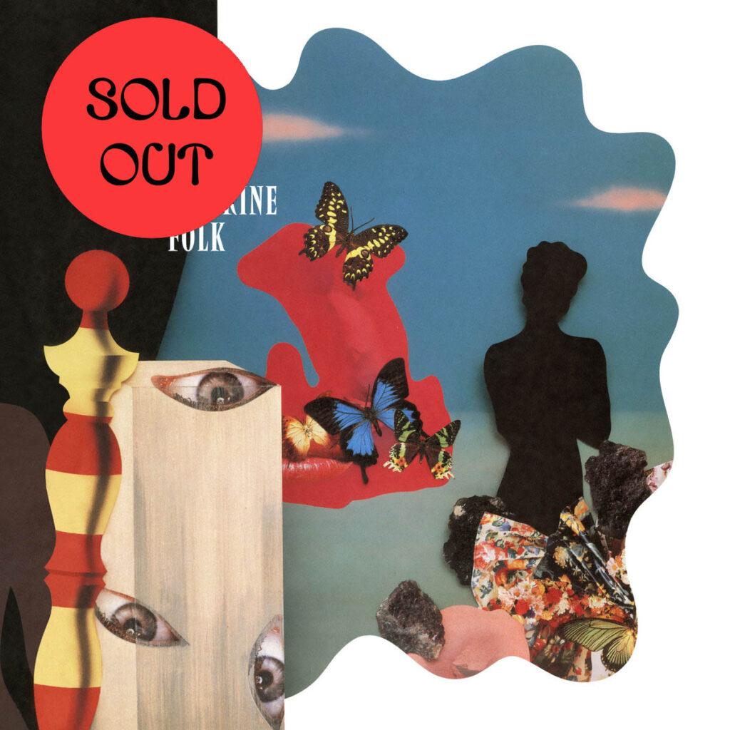 Ultramarine - Folk LP product image