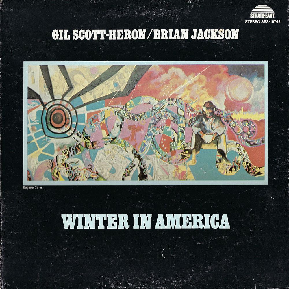Gil Scott Heron / Brian Jackson – Winter in America album cover