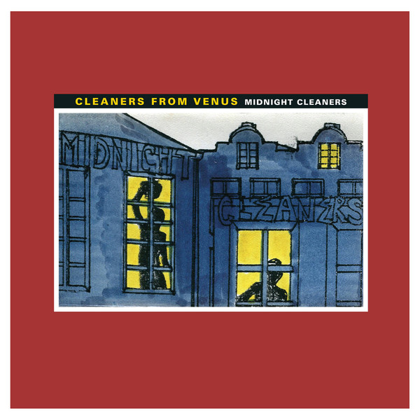 Cleaners From Venus - Midnight Cleaners LP product image