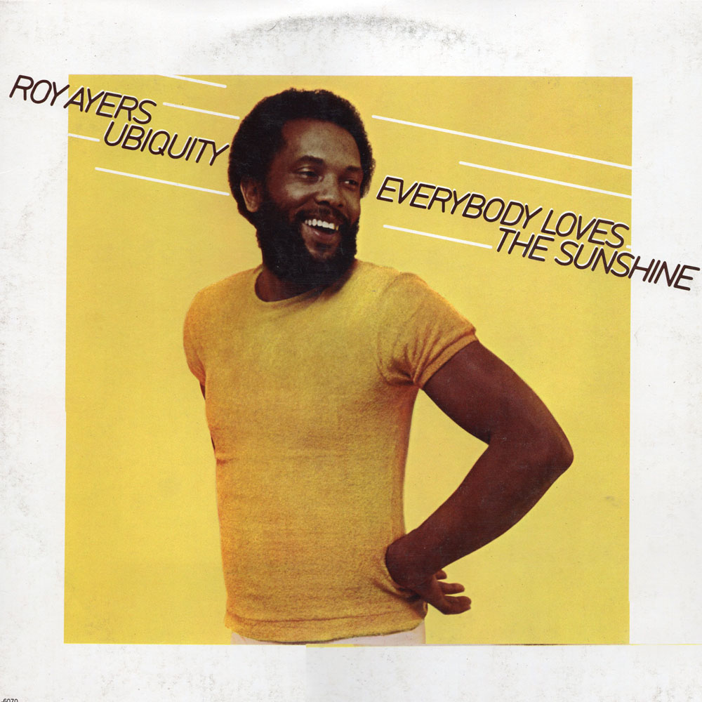Roy Ayers album cover
