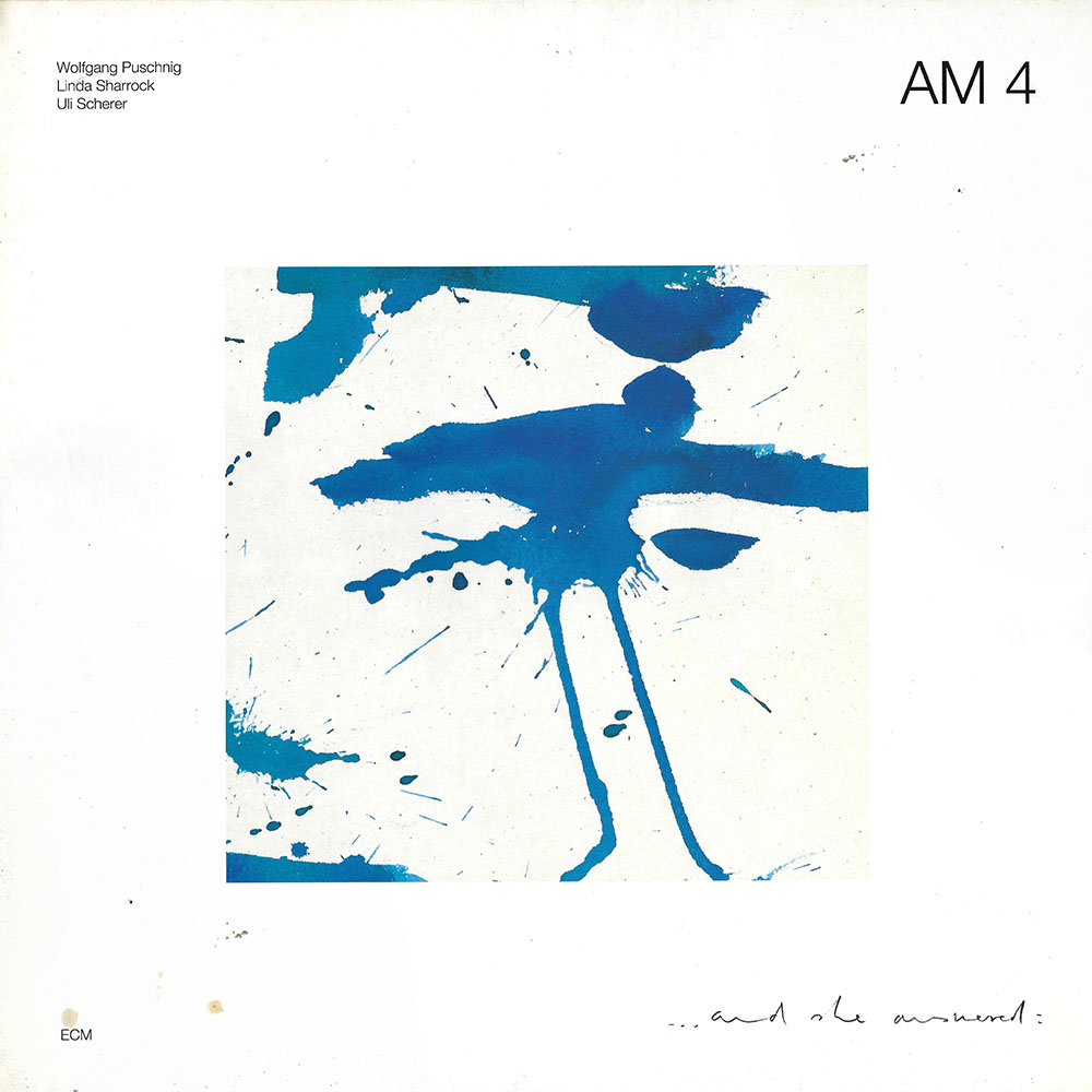 AM 4 – And She Answered album cover