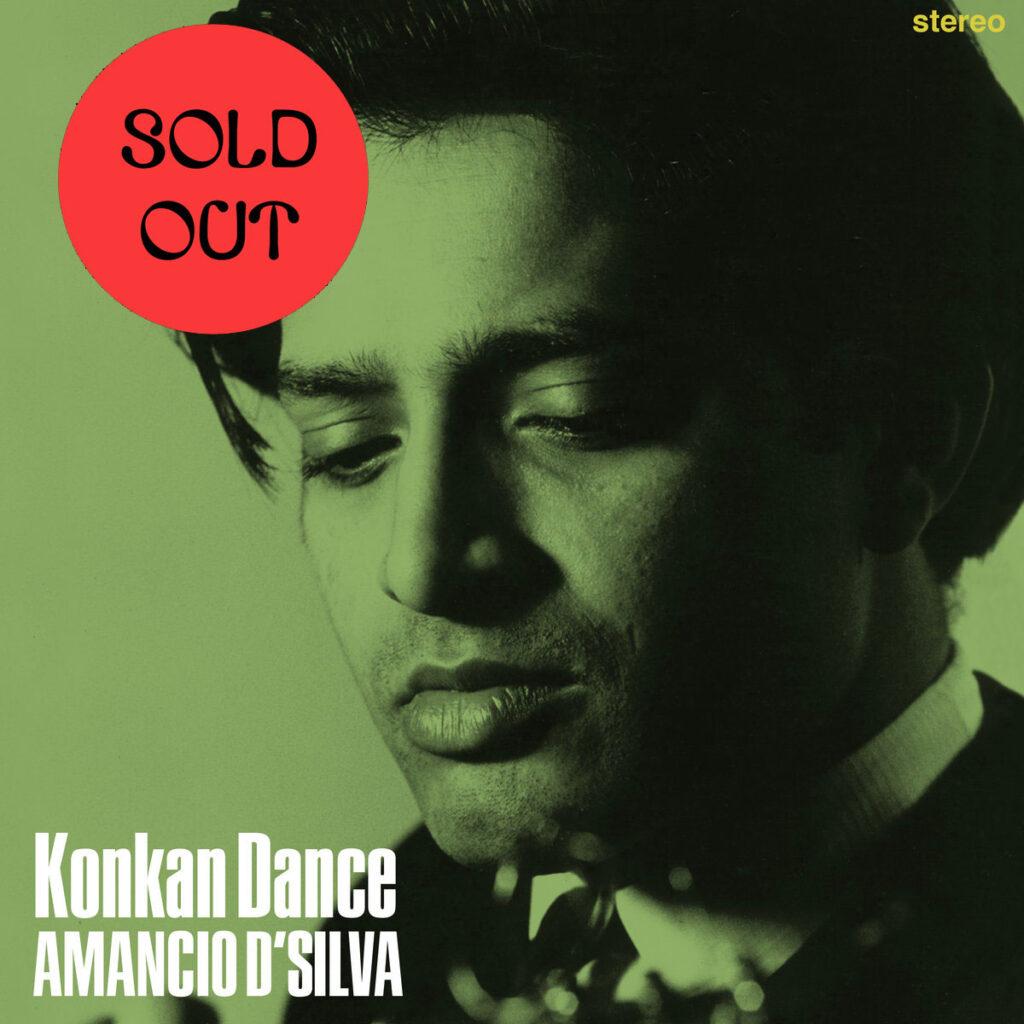 Amancio D'Silva - Konkan Dance LP product image