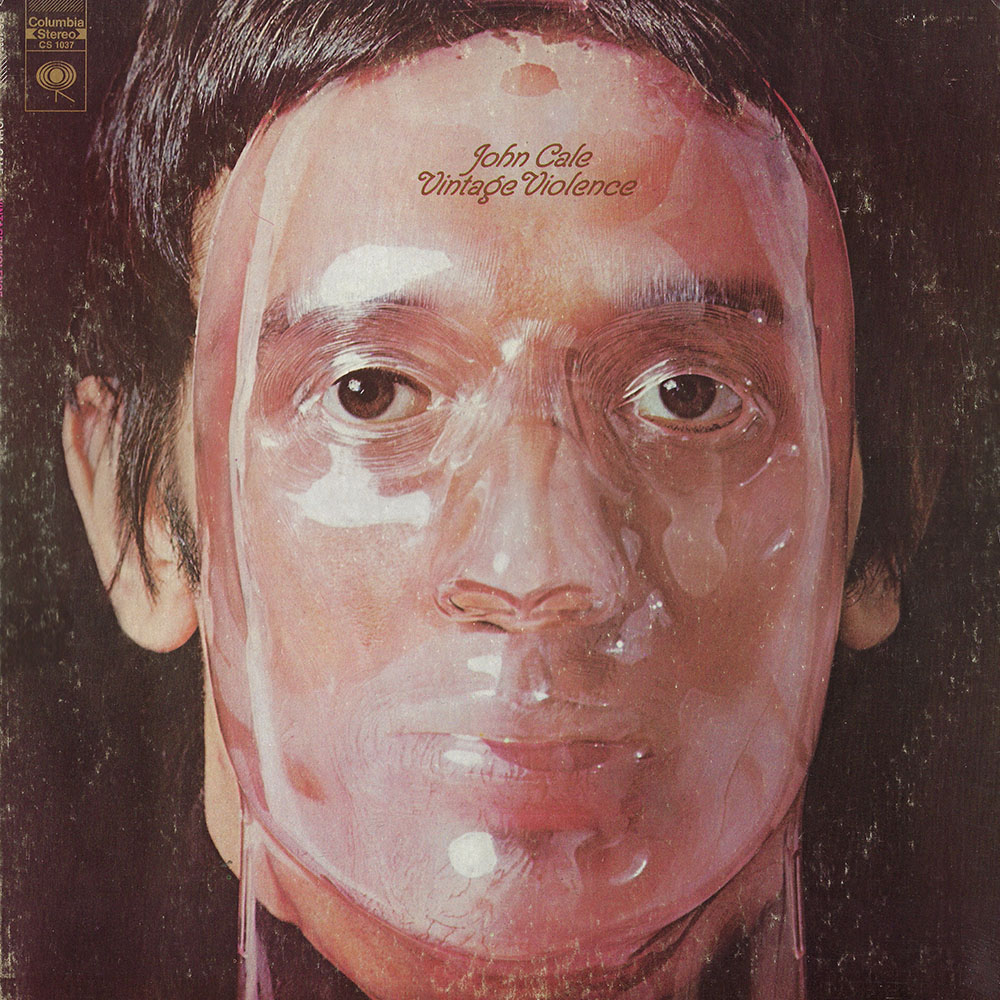 John Cale – Vintage Violence album cover