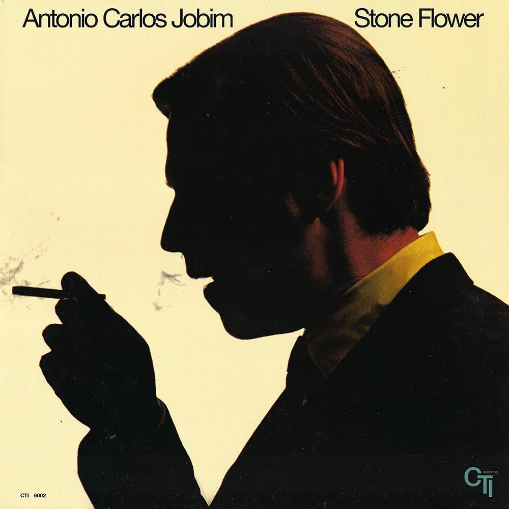 Tom Jobim – Stone Flower album cover