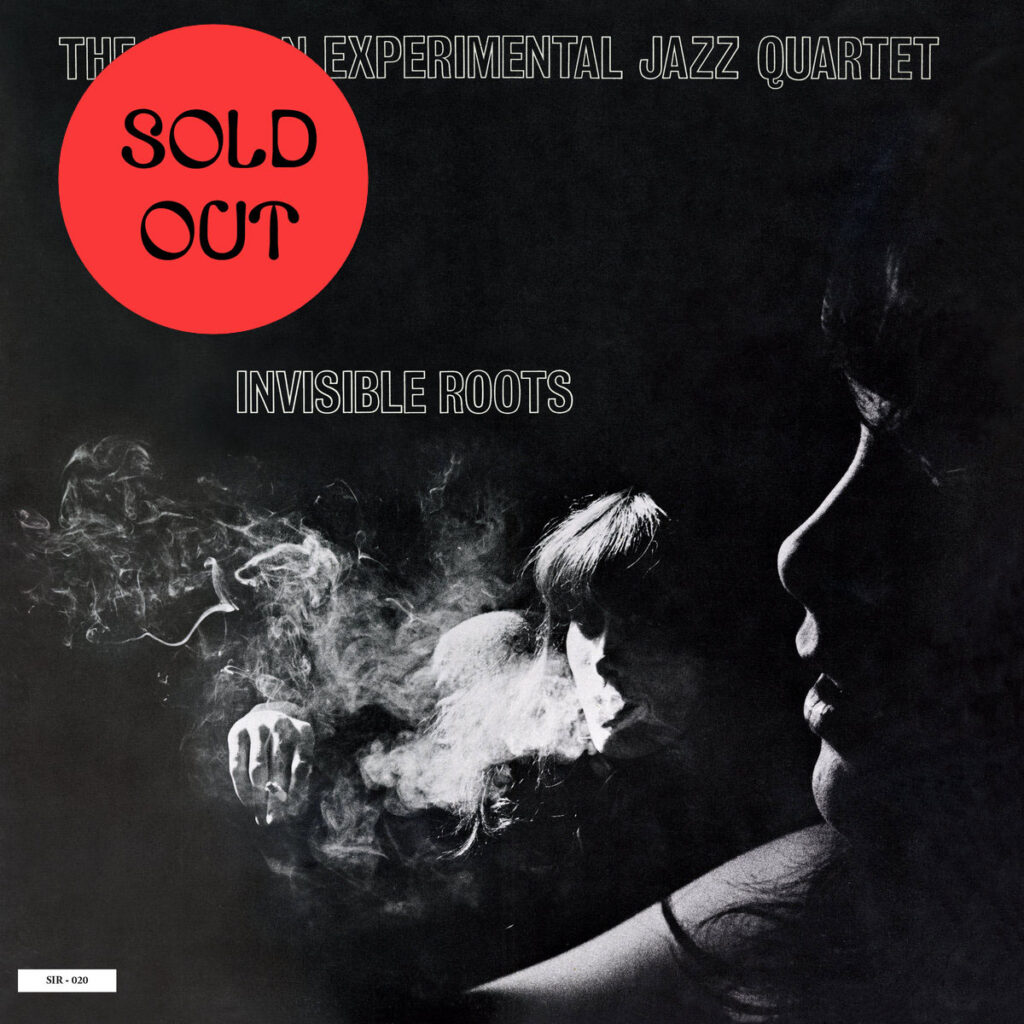 The London Experimental Jazz Quartet - Invisible Roots LP product image
