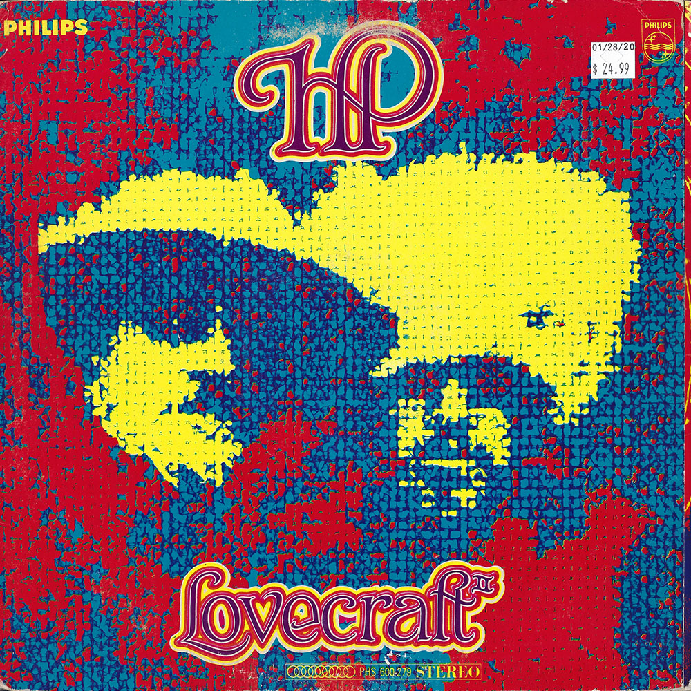 H.P. Lovecraft II album cover