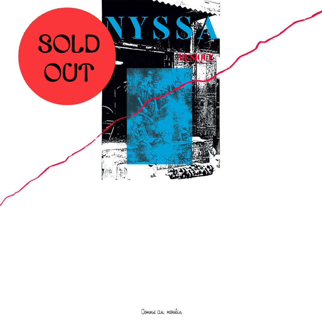 Nyssa Musique - Comme Au Moulin LP product image