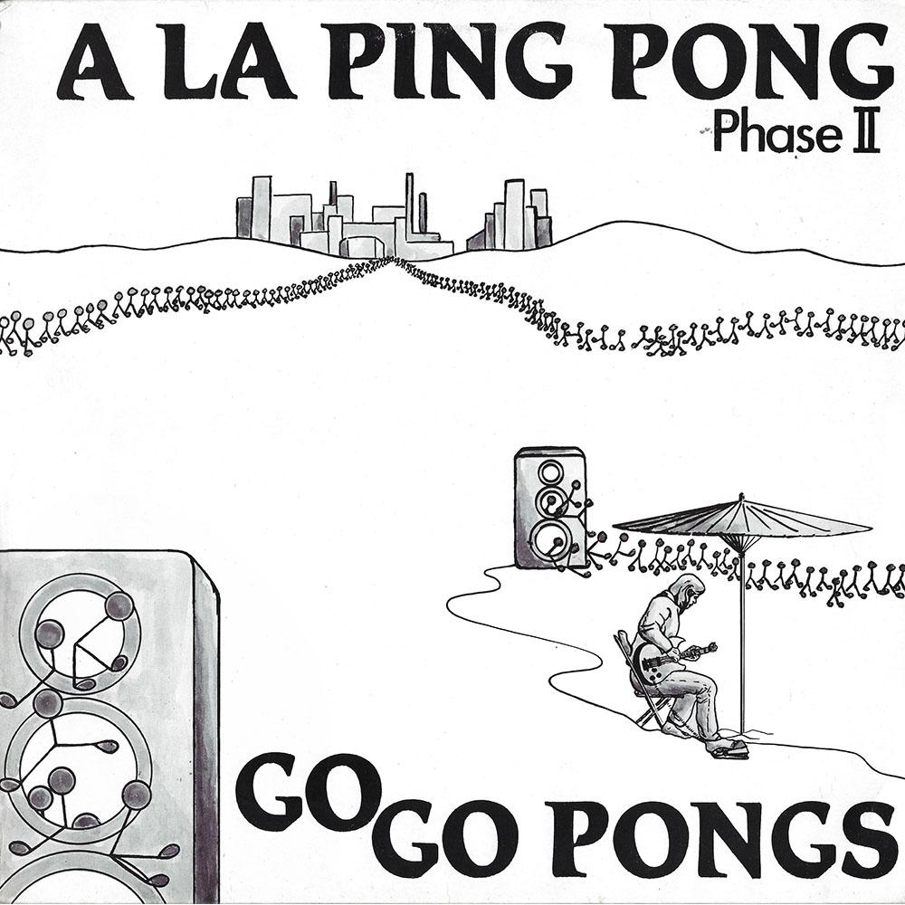 A La Ping Pong album cover