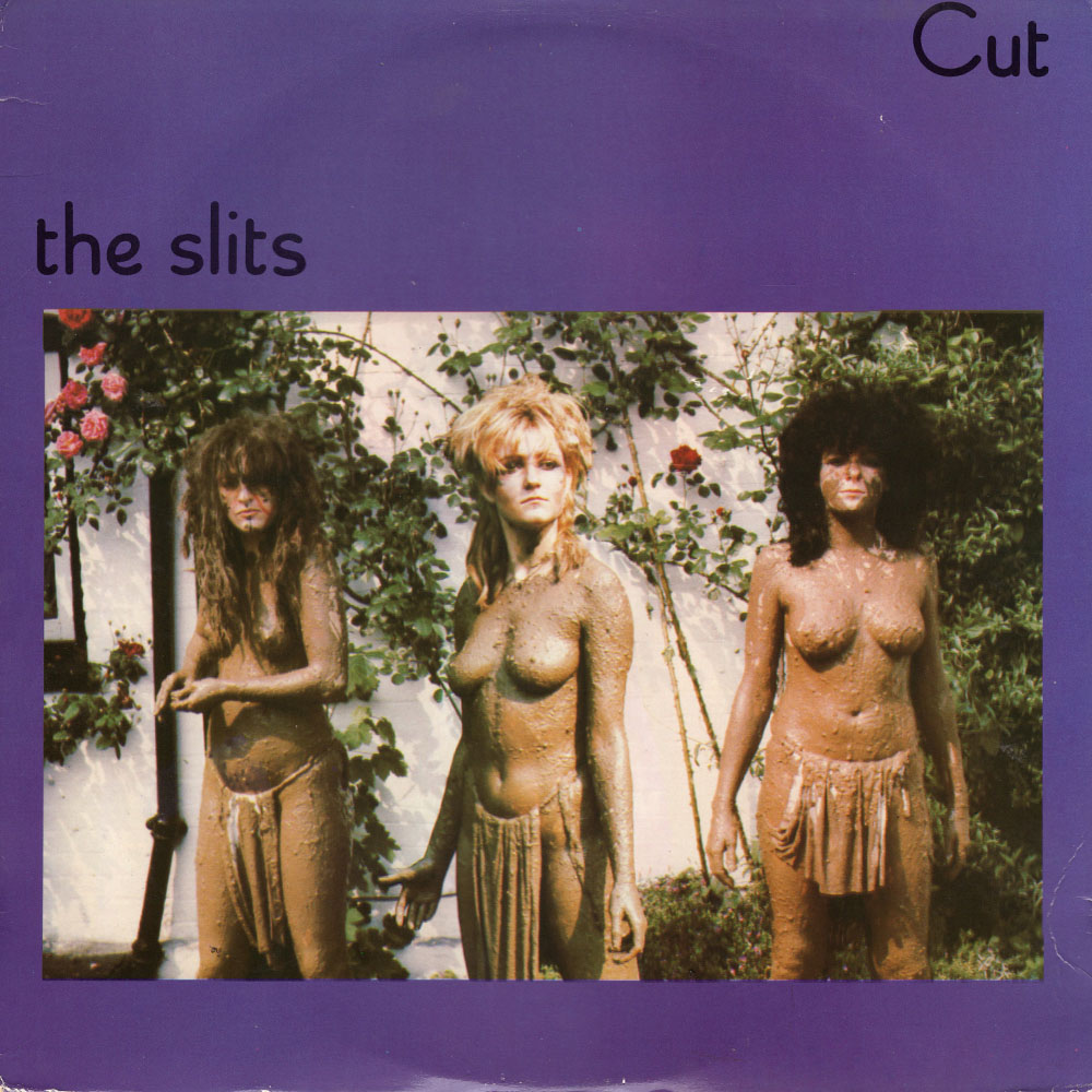 The Slits – Cut album cover