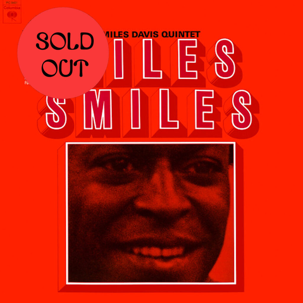 Miles Davis Quintet – Miles Smiles LP product image