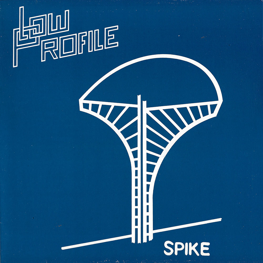 Spike – Low Profile album cover