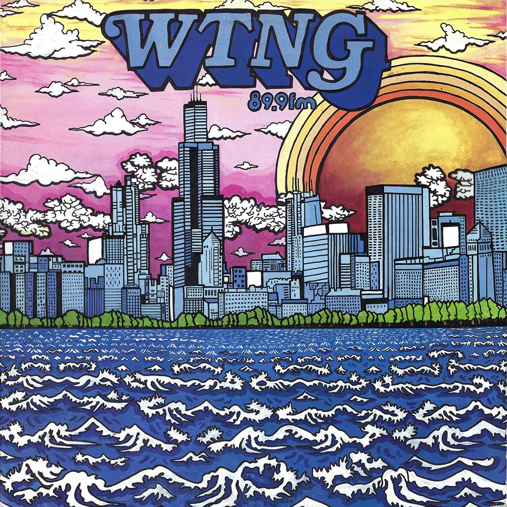 WTNG 89.9 FM: Solid Bronze album cover