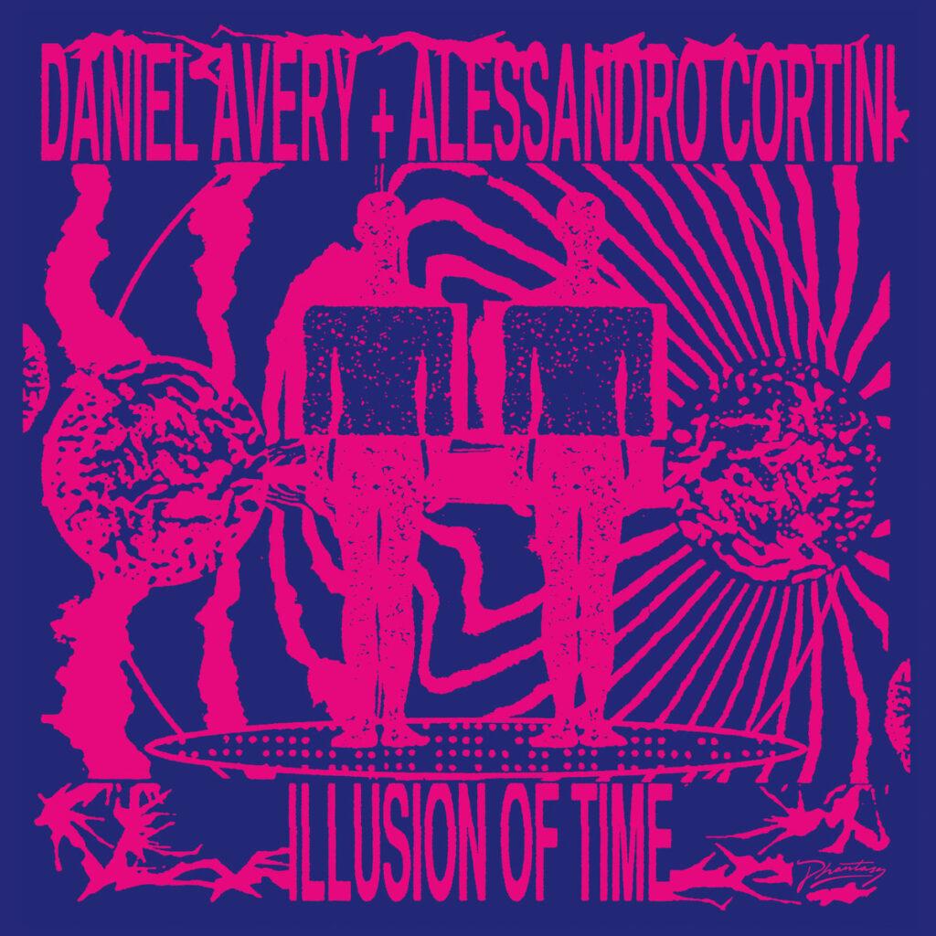 Alessandro Cortini and Daniel Avery album cover