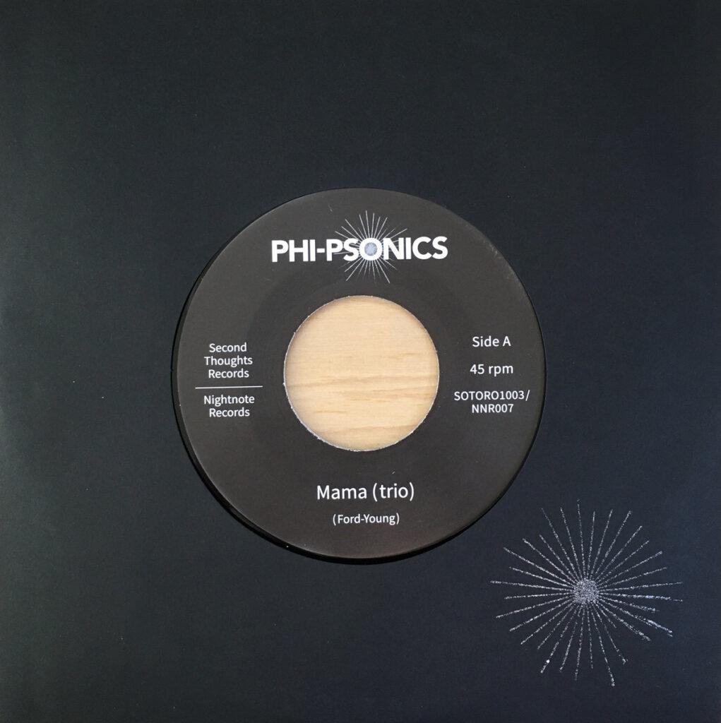 Phi-Psonics – Mama (Trio)/Drum Talk 7″ product image