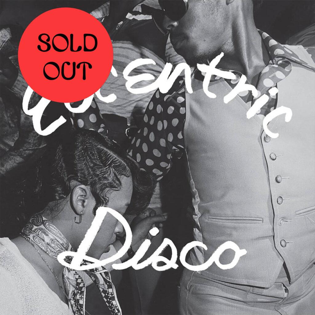 Various – Eccentric Disco LP product image