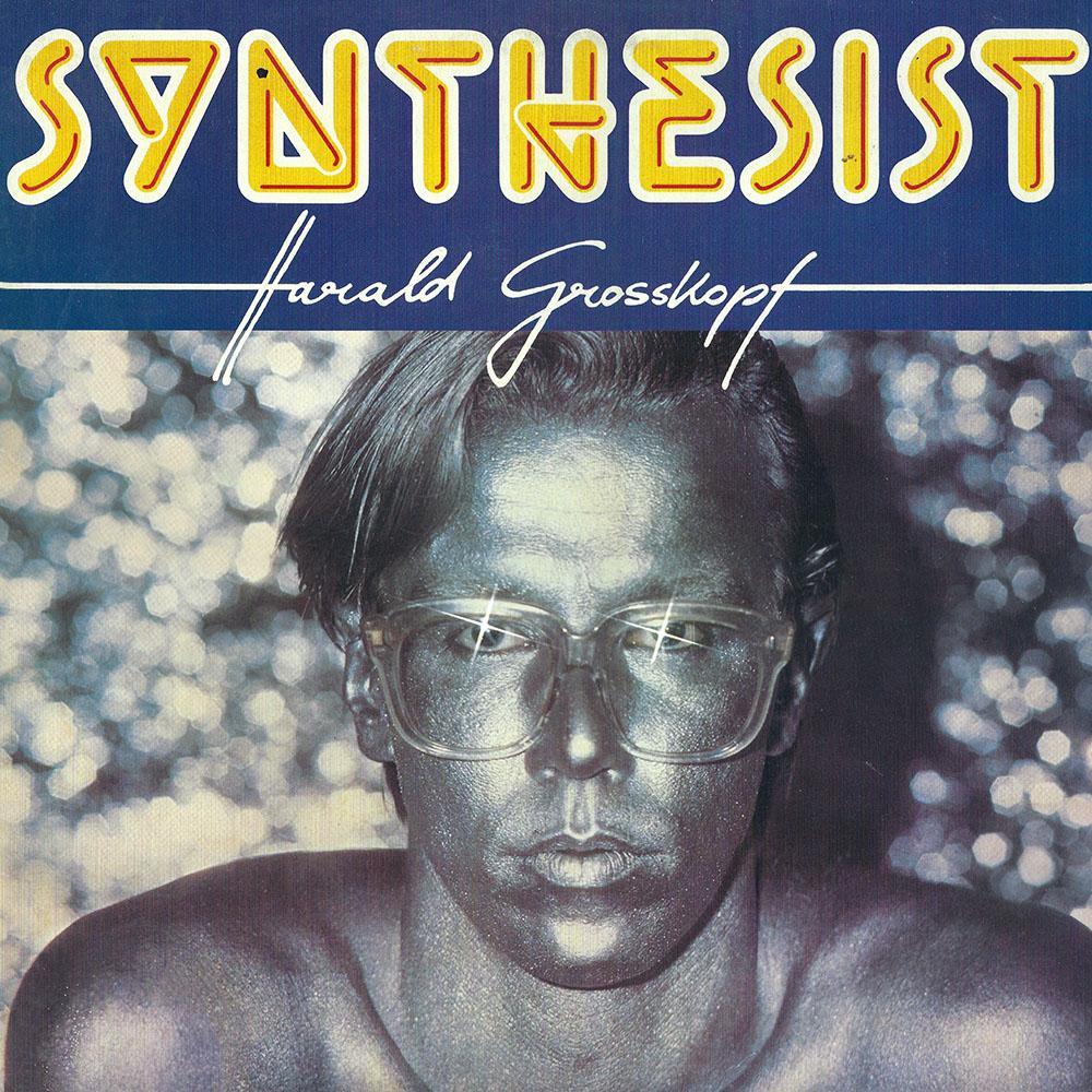 Harald Grosskopf album cover