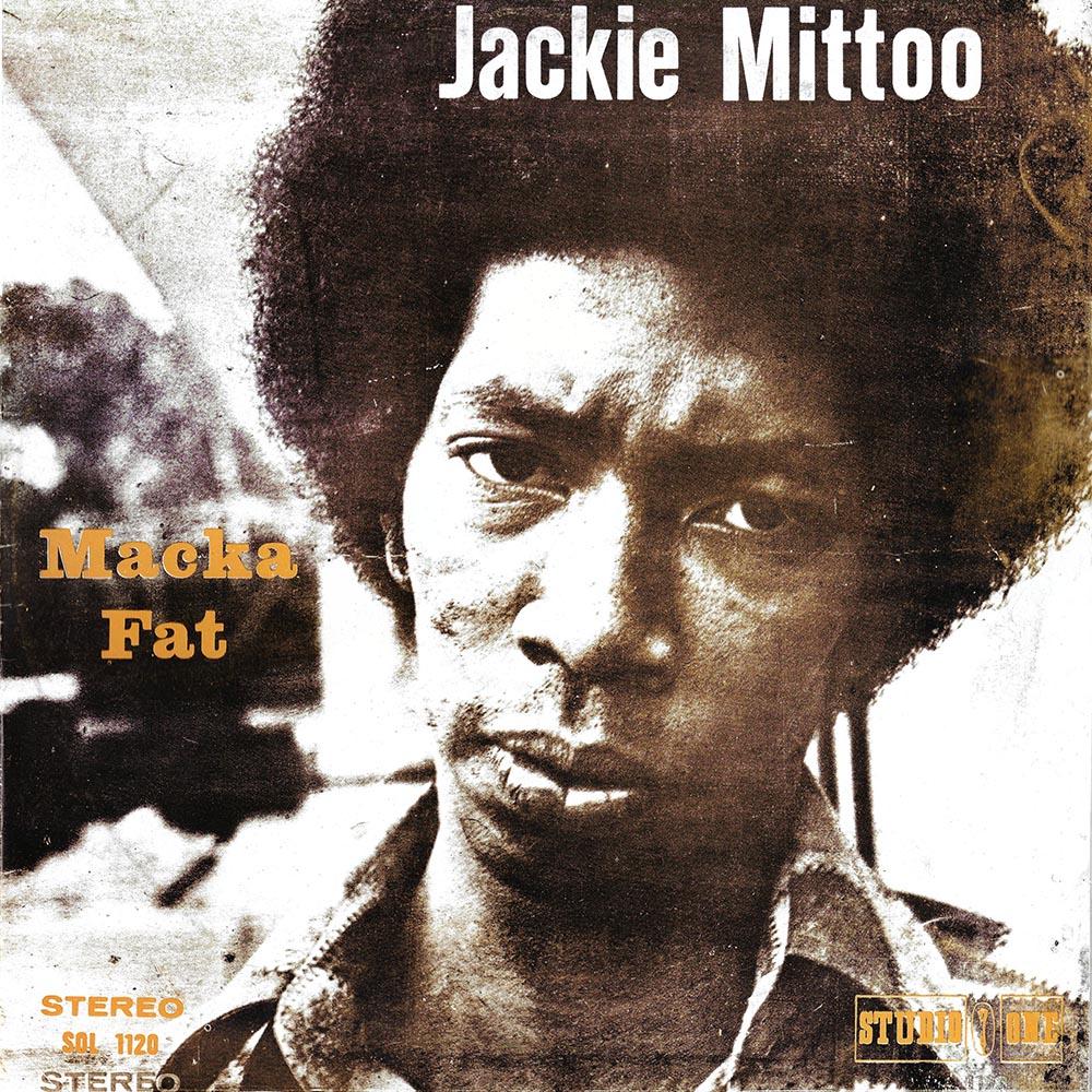 Jackie Mittoo album cover