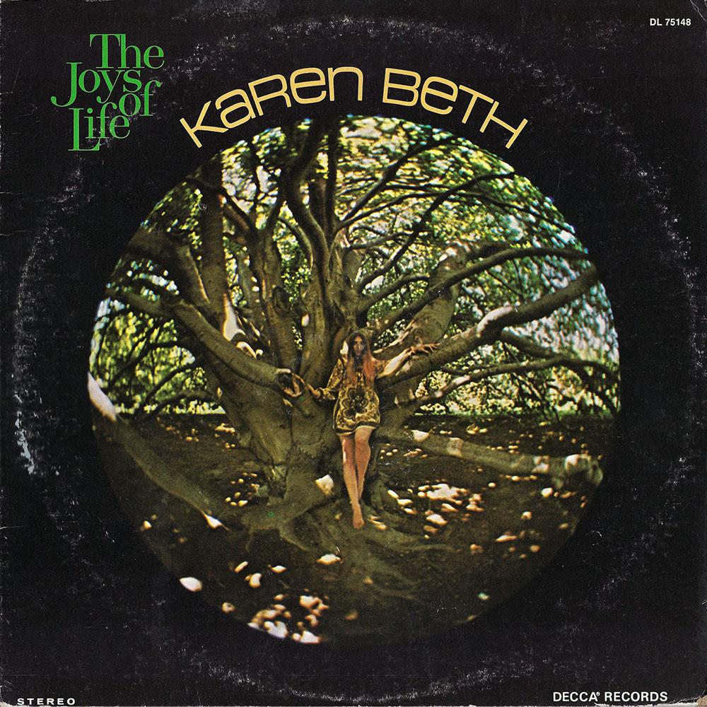 Karen Beth album cover