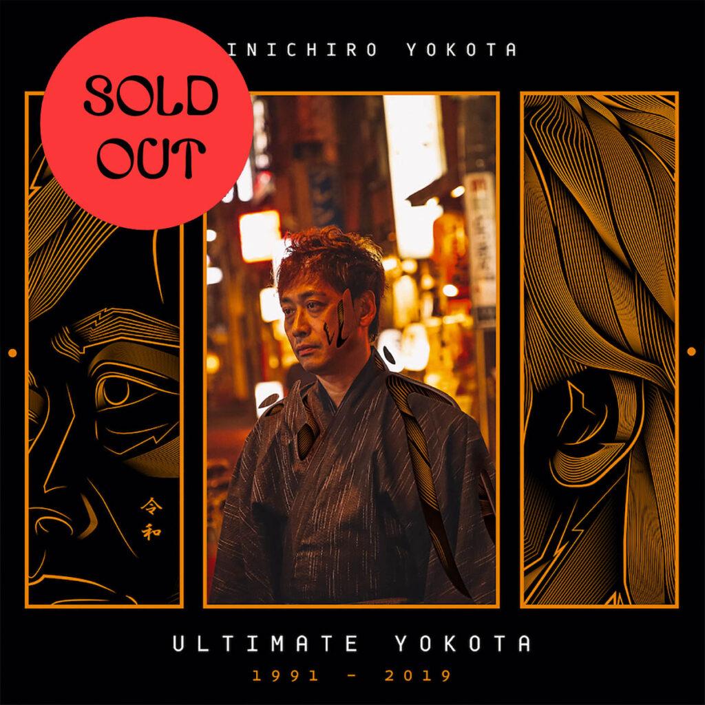 Shinichiro Yokota - Ultimate Yokota 1991-2019 2LP product image