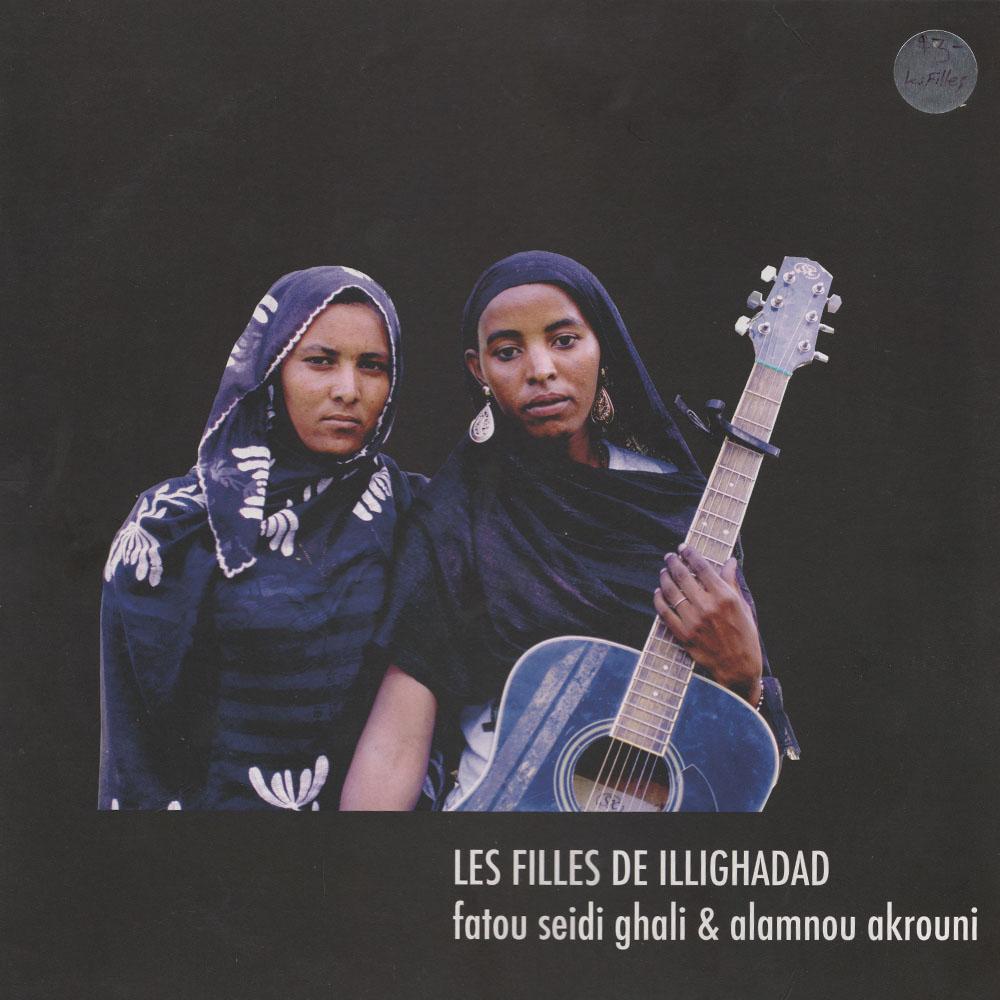 Les Filles De Illighadad – S.T. album cover