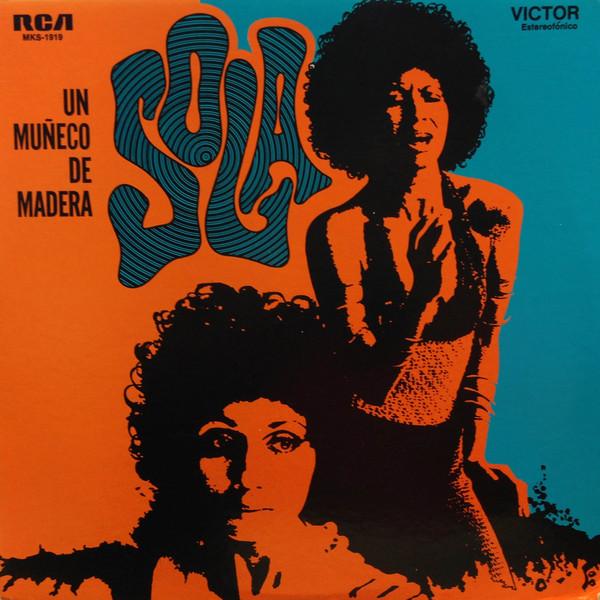 Sola – Un Muñeco De Madera album cover