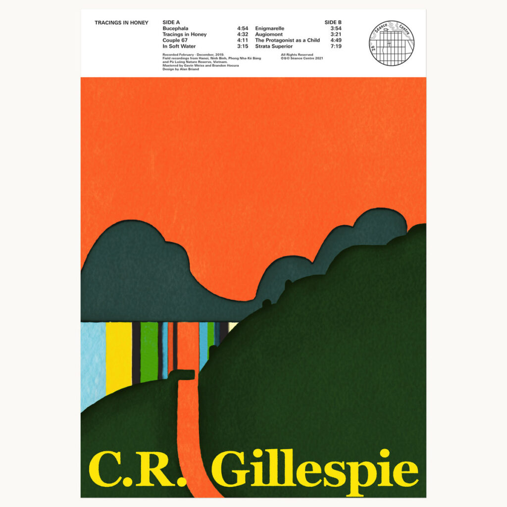 C.R. Gillespie – Tracings In HoneyLP product image