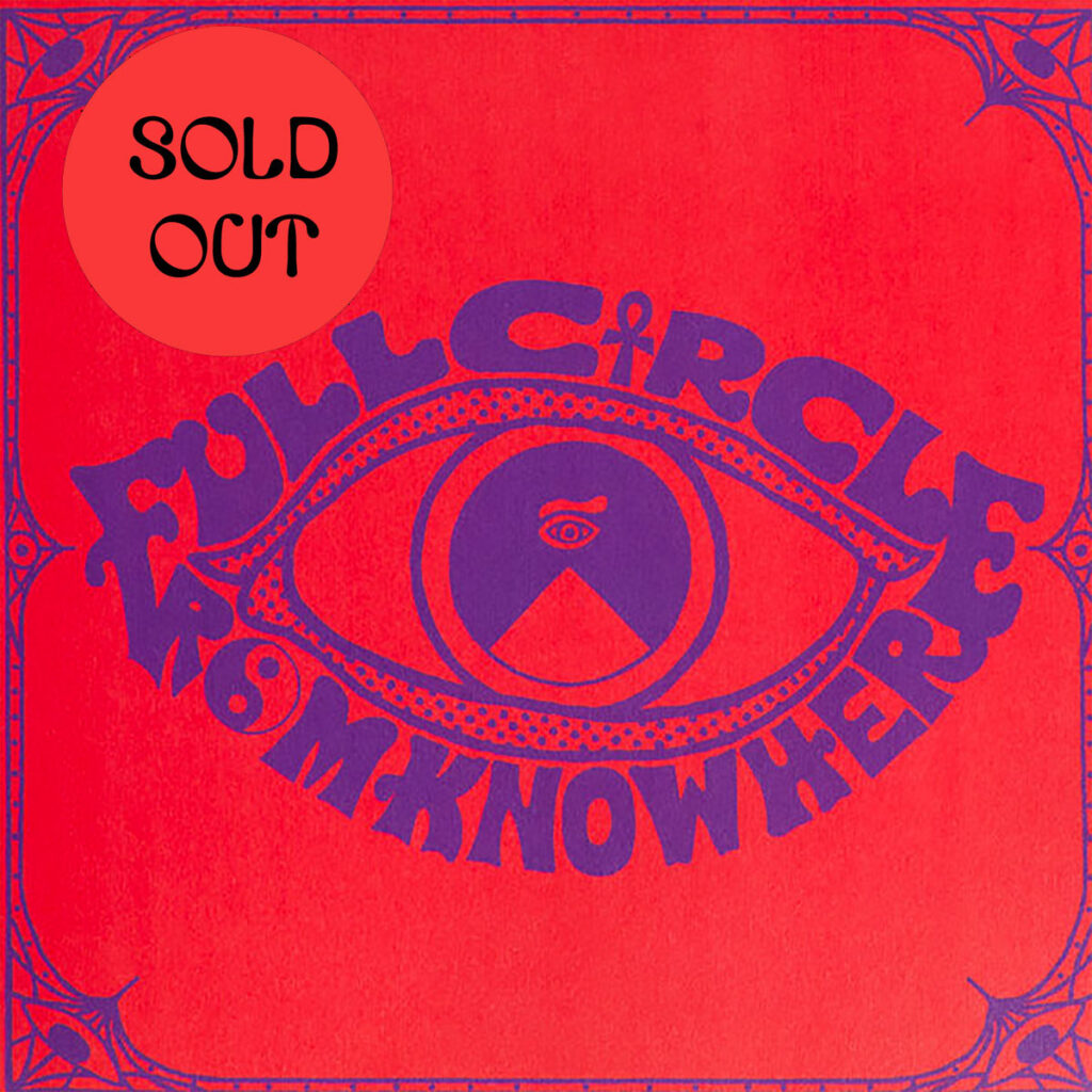 Full Circle – From Knowhere LP product image