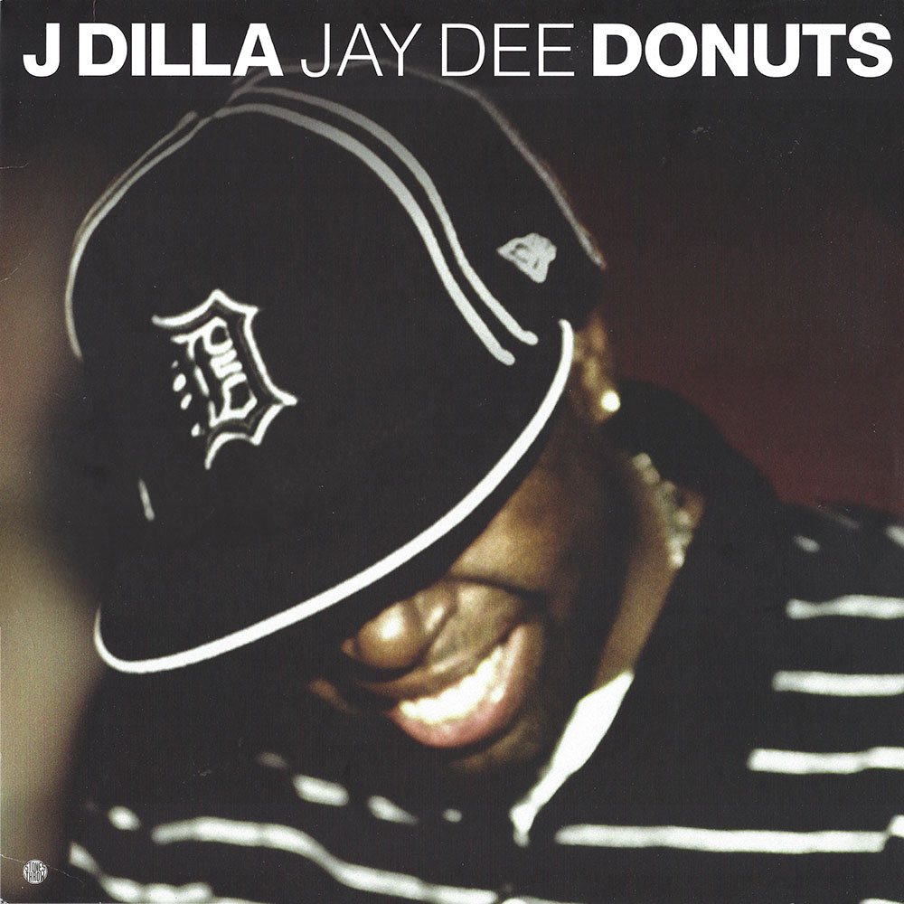 J Dilla – Donuts album cover