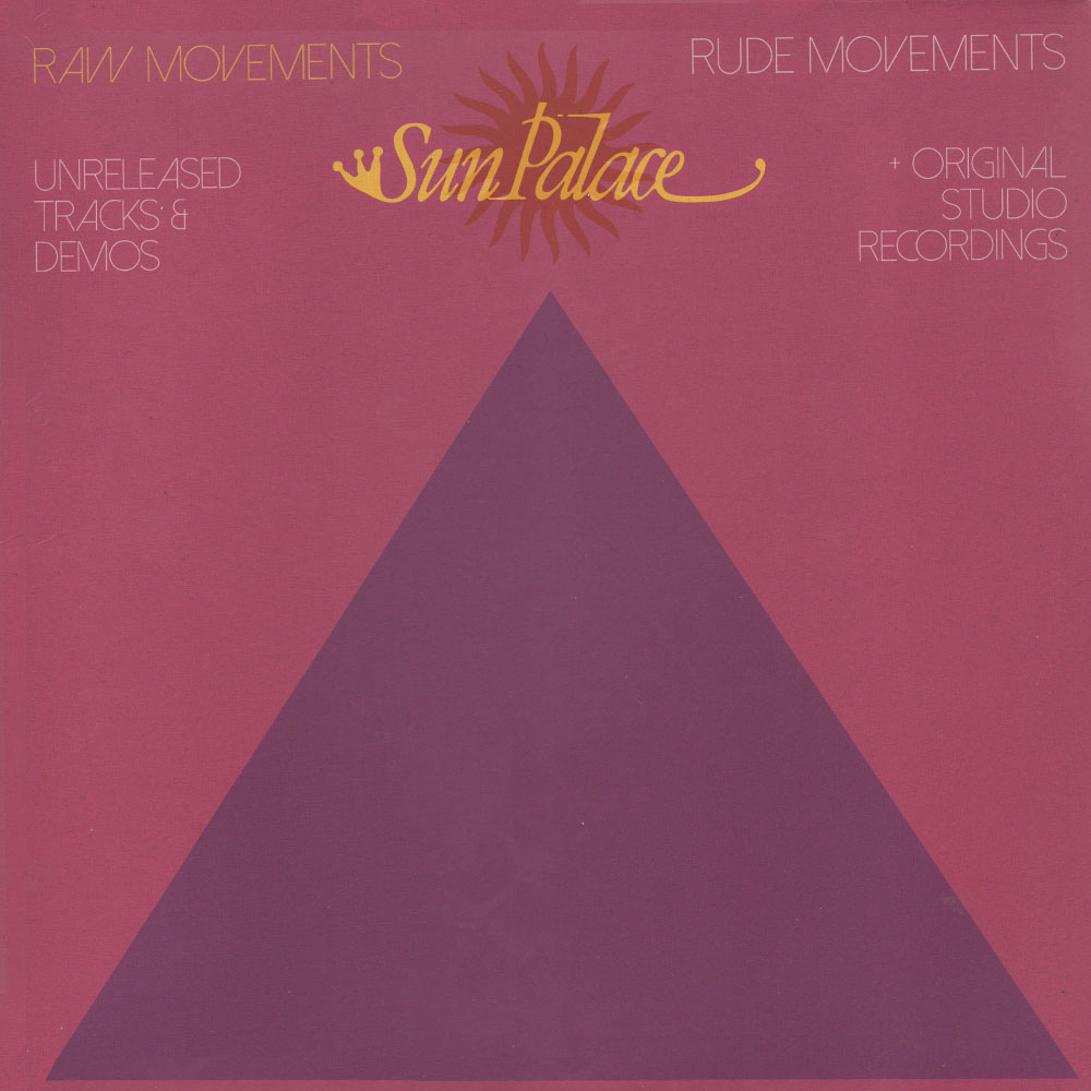Sun Palace album cover