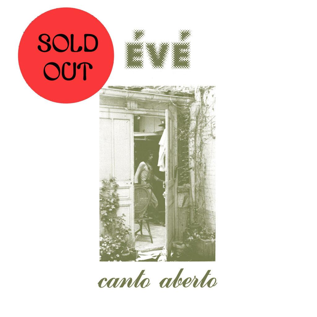 Évé – Canto Aberto LP product image
