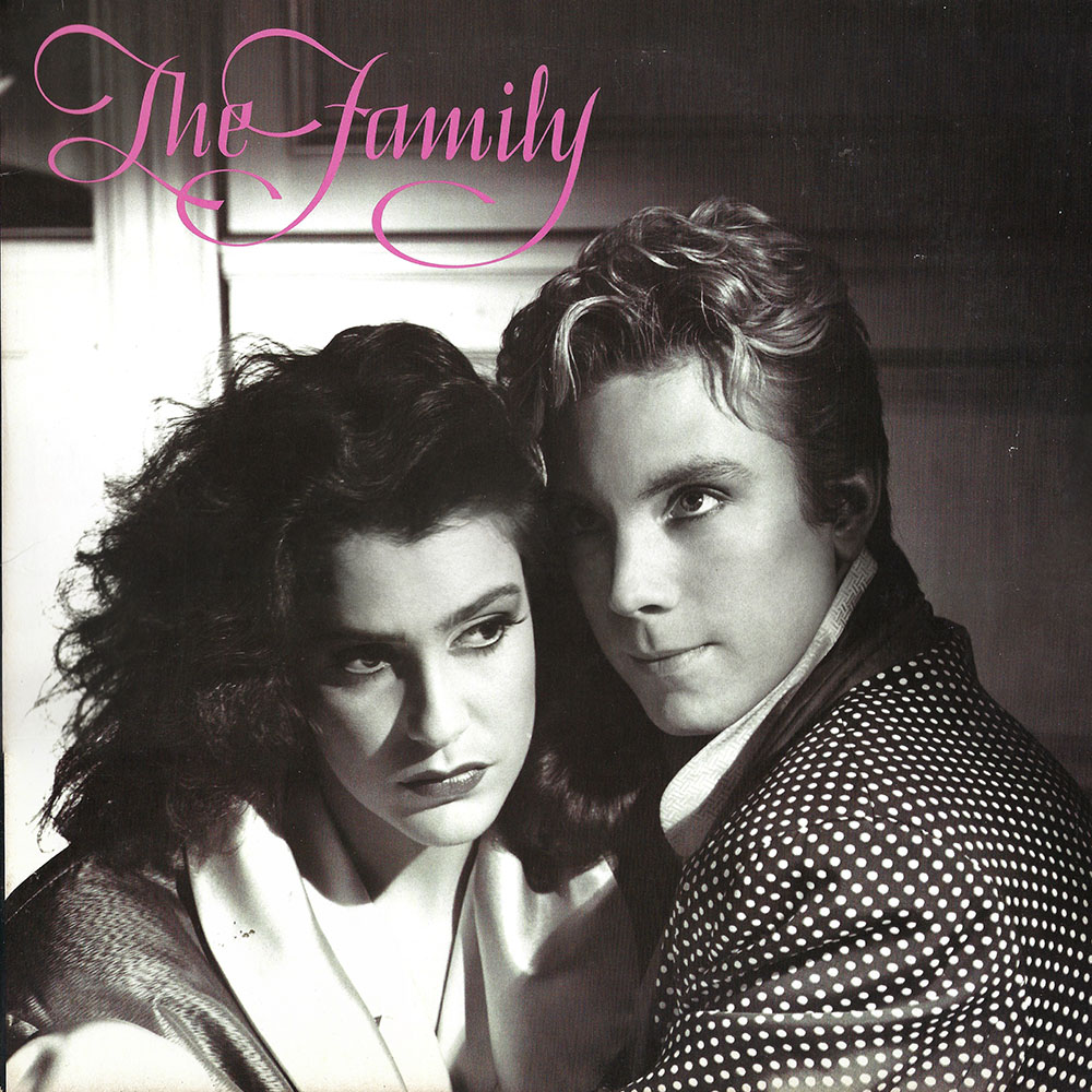The Family – The Family album cover