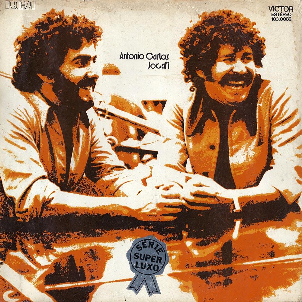Antonio Carlos E Jocafi album cover