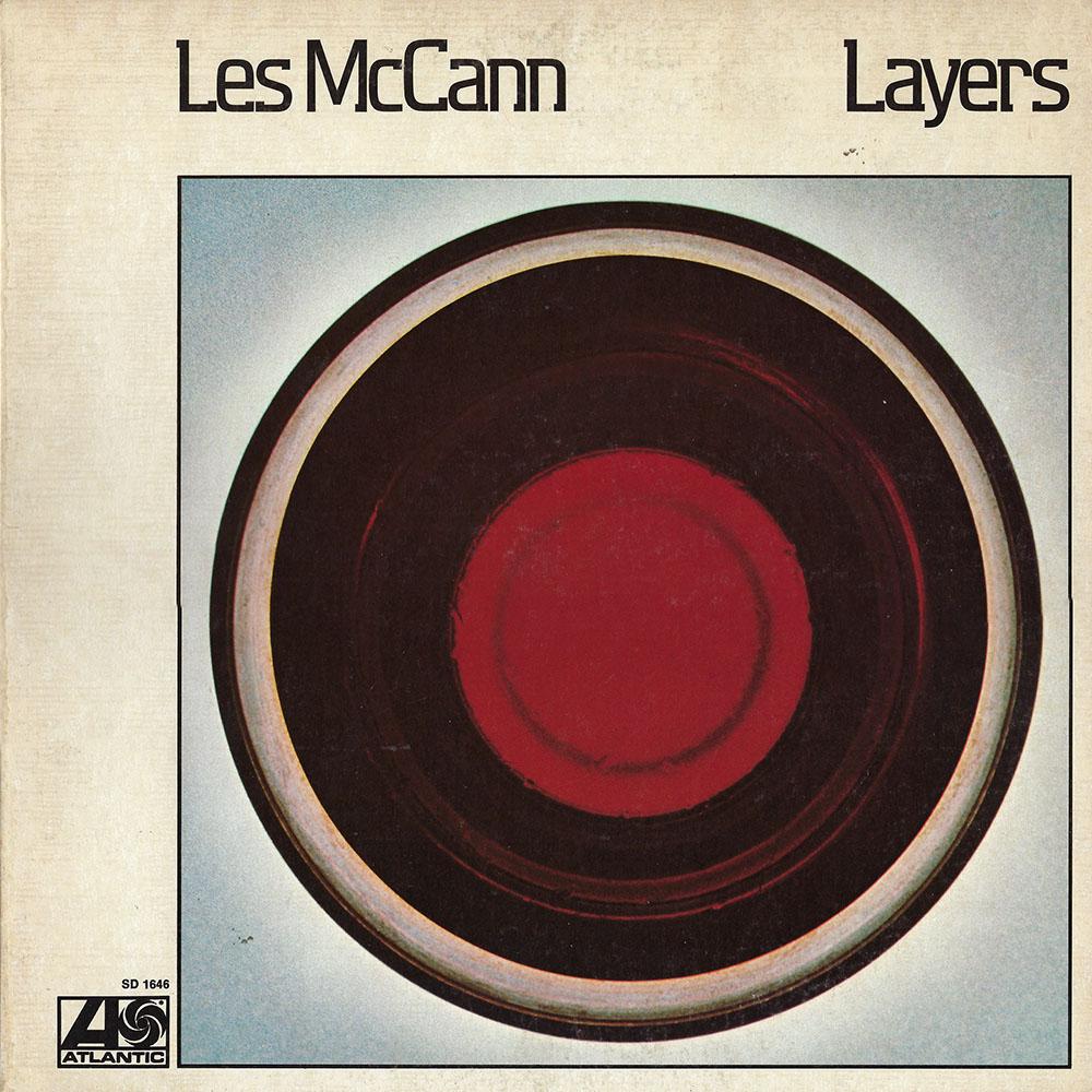 Les McCann – Layers album cover