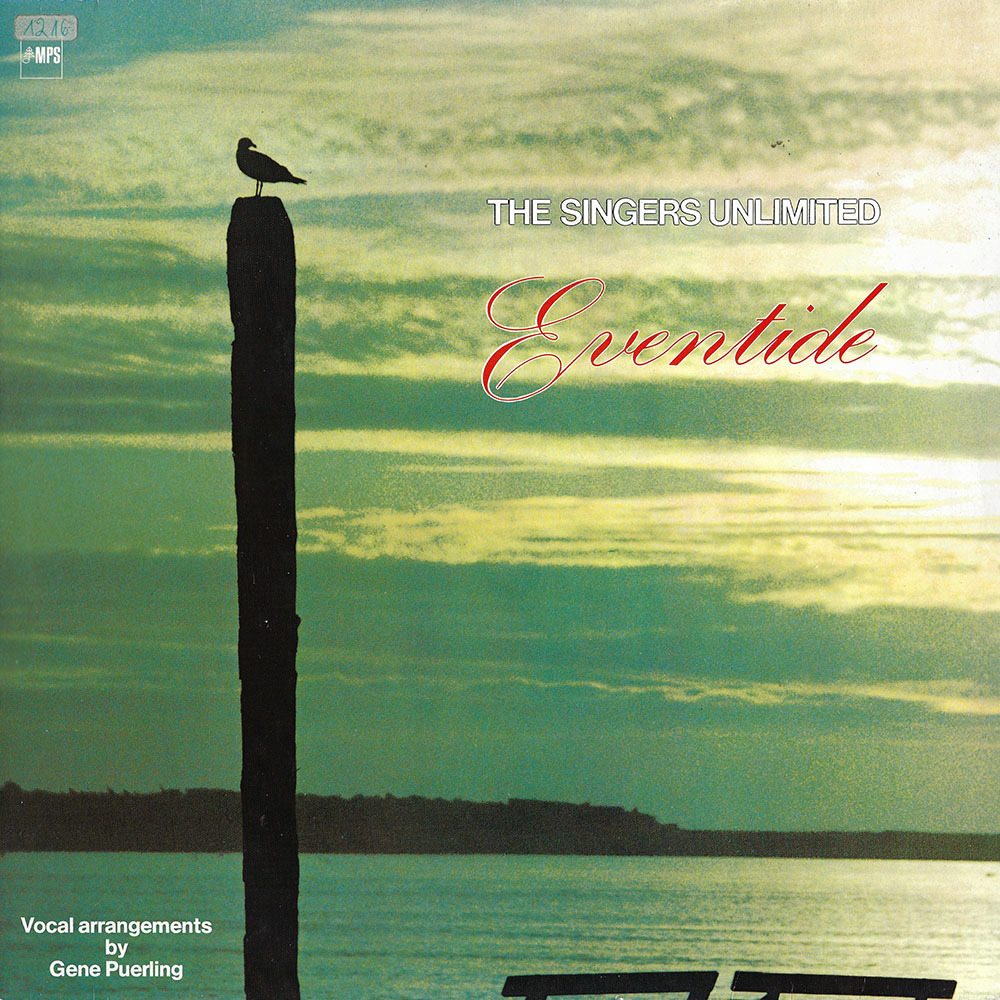 The Singers Unlimited – Eventide album cover