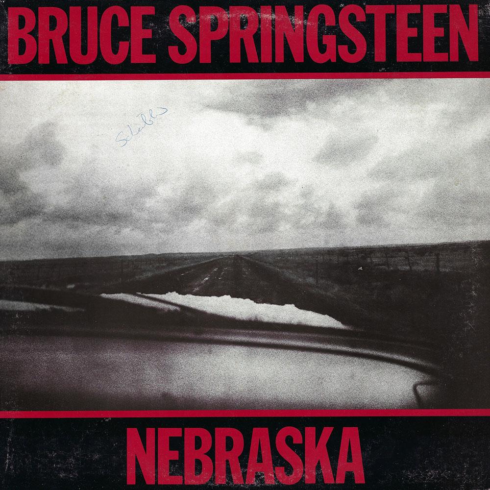 Bruce Springsteen – Nebraska album cover