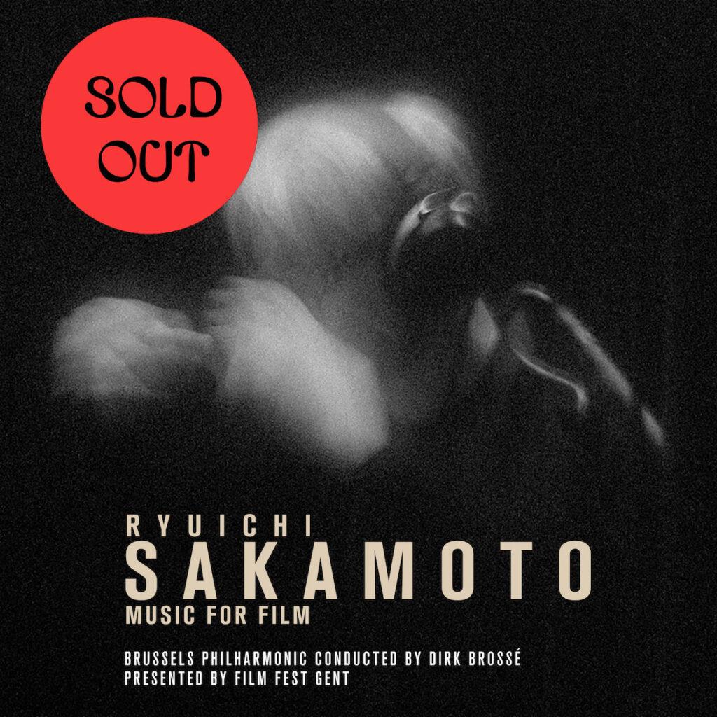 Ryuichi Sakamoto – Music For Film 2LP product image
