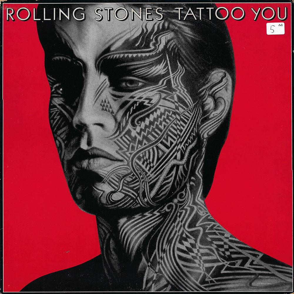 Rolling Stones – Tattoo You album cover