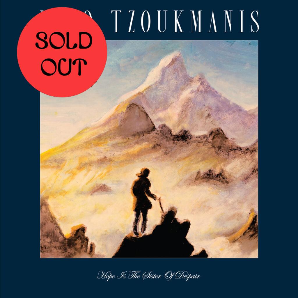 Niko Tzoukmanis – Hope Is The Sister Of Despair 2LP product image