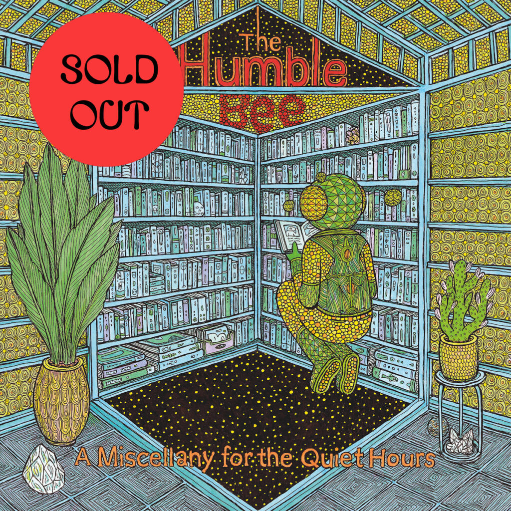 The Humble Bee – A Miscellany For The Quiet Hours LP product image
