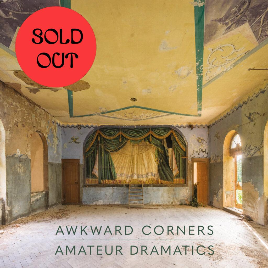 Awkward Corners – Amateur Dramatics LP product image