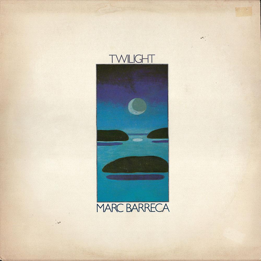 Marc Barreca – Twilight album cover