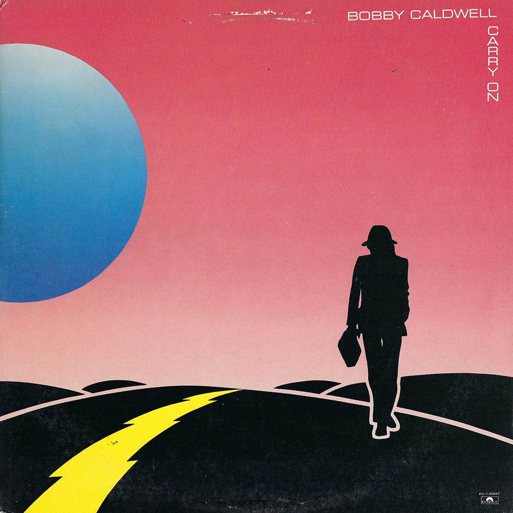 Bobby Caldwell – Carry On album cover