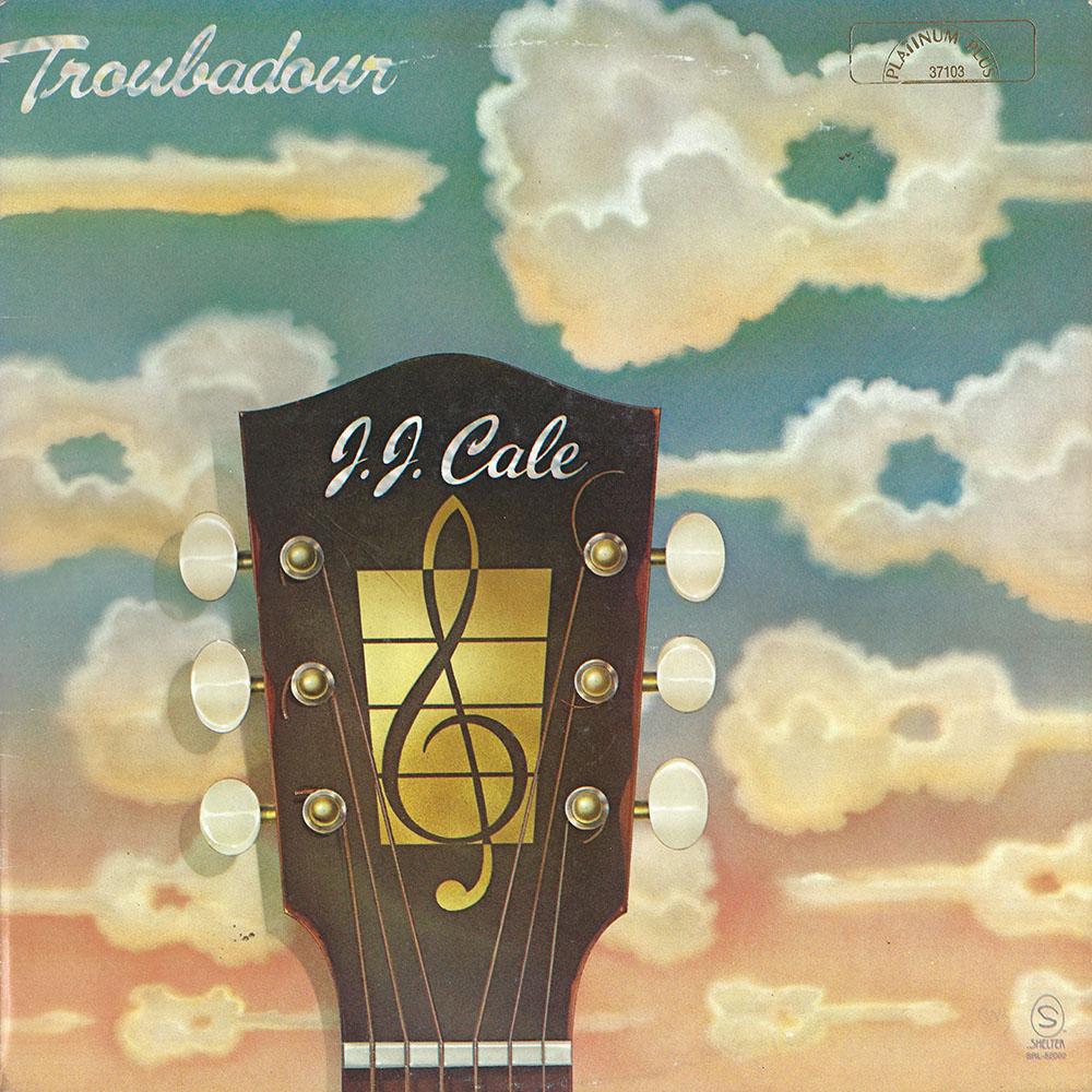 J.J. Cale – Troubadour album cover