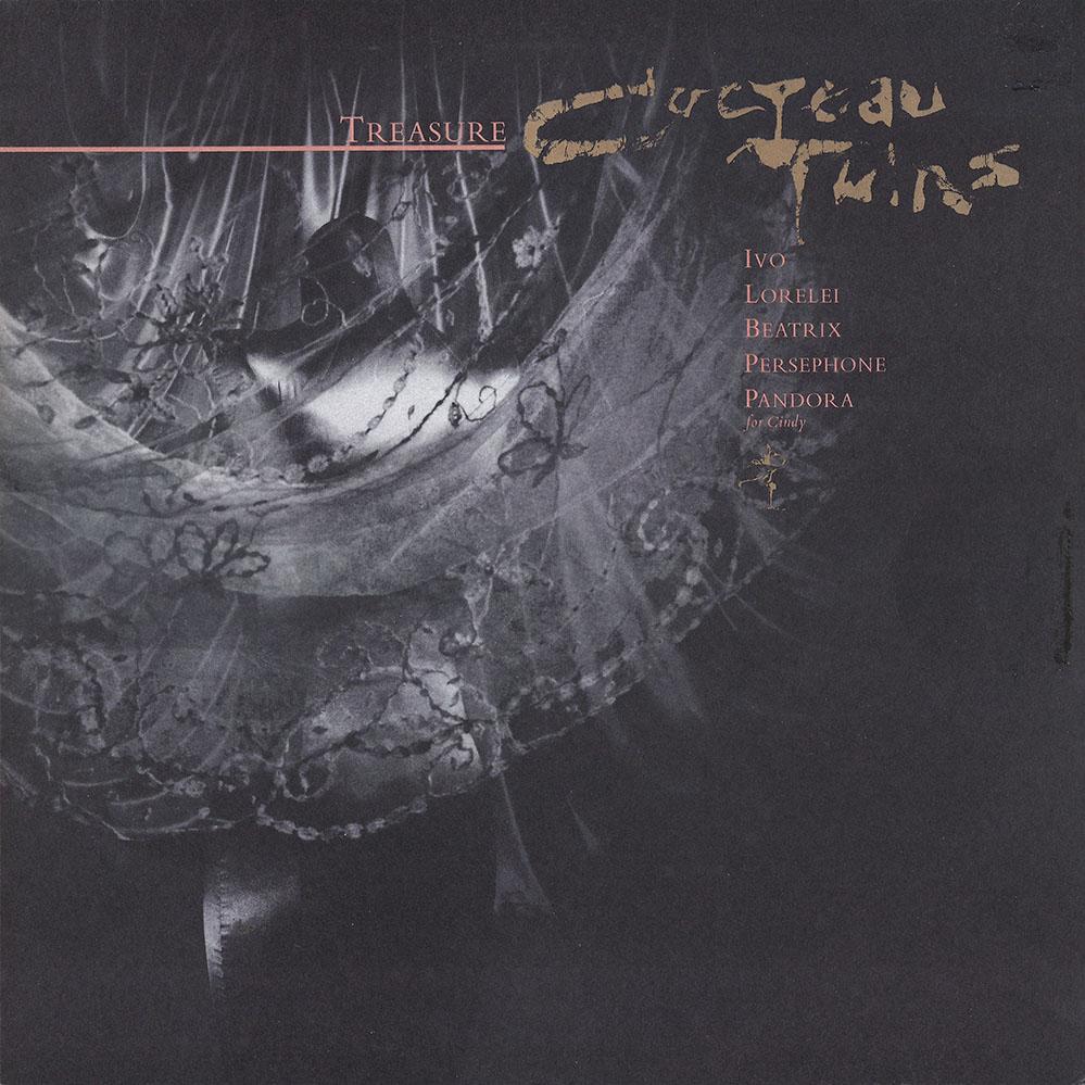 Cocteau Twins – Treasure album cover