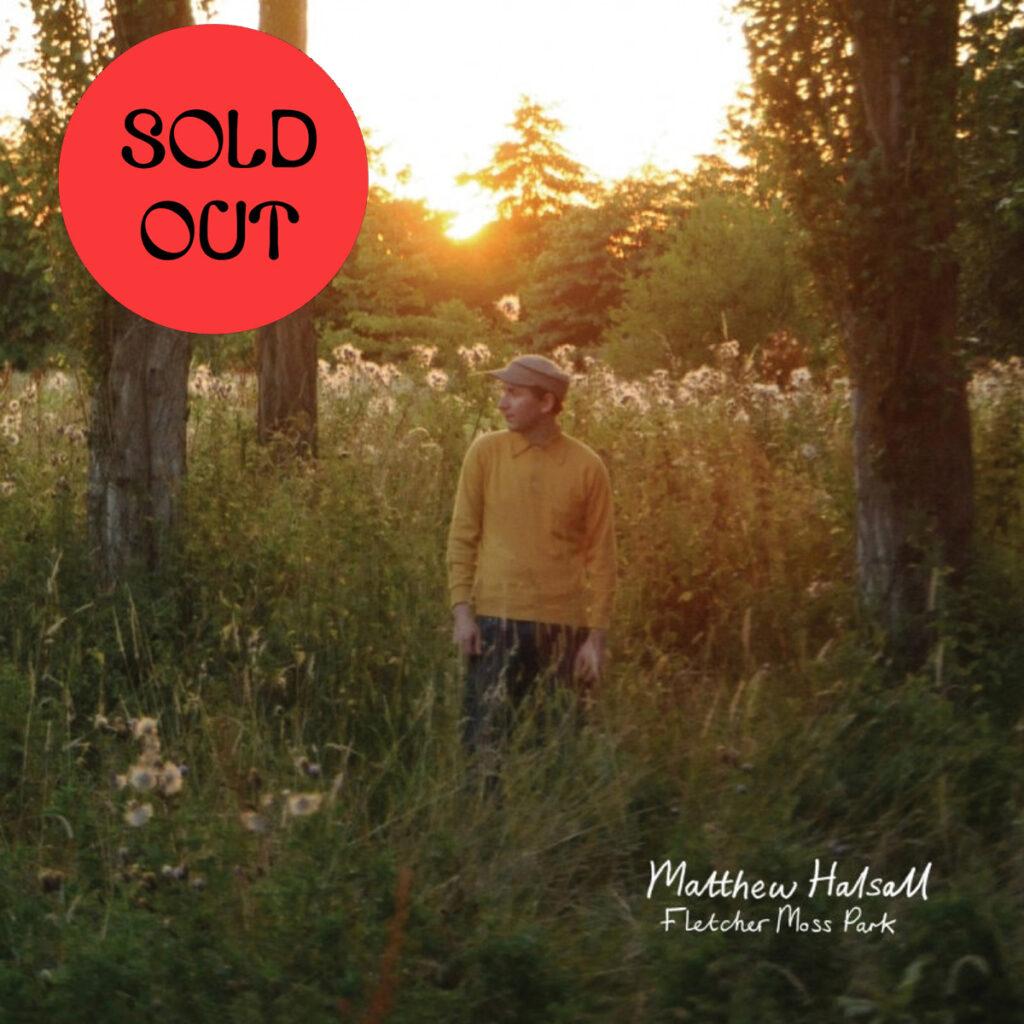 Matthew Halsall – Fletcher Moss Park LP product image