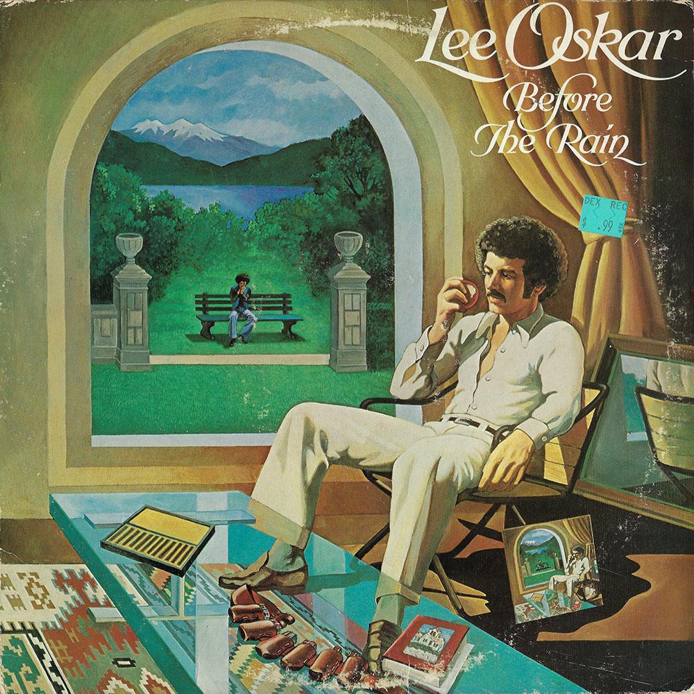 Lee Oskar – Before the Rain album cover